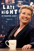 Late Night - poster (xs thumbnail)