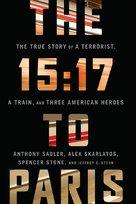 The 15:17 to Paris - Movie Poster (xs thumbnail)