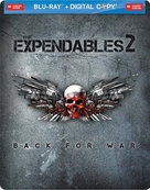 The Expendables 2 - Canadian Blu-Ray movie cover (xs thumbnail)