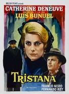 Tristana - Belgian Movie Poster (xs thumbnail)