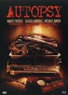 Autopsy - Austrian Blu-Ray movie cover (xs thumbnail)