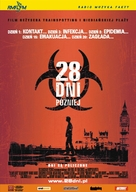 28 Days Later... - Polish Movie Poster (xs thumbnail)