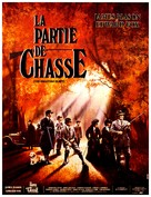 The Shooting Party - French Movie Poster (xs thumbnail)