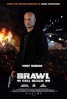 Brawl in Cell Block 99 - Lebanese Movie Poster (xs thumbnail)