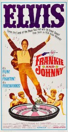 Frankie and Johnny - Movie Poster (xs thumbnail)