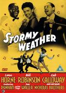 Stormy Weather - British DVD cover (xs thumbnail)