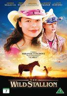 The Wild Stallion - Danish DVD cover (xs thumbnail)
