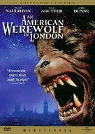 An American Werewolf in London - DVD cover (xs thumbnail)