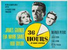 36 Hours - British Movie Poster (xs thumbnail)