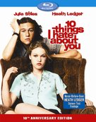 10 Things I Hate About You - Blu-Ray movie cover (xs thumbnail)
