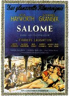 Salome - German Movie Poster (xs thumbnail)