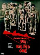 The Big Red One - DVD movie cover (xs thumbnail)