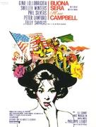 Buona Sera, Mrs. Campbell - French Movie Poster (xs thumbnail)