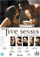 The Five Senses - British Movie Poster (xs thumbnail)