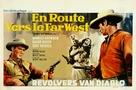 Guns of Diablo - Belgian Movie Poster (xs thumbnail)