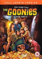 The Goonies - British Movie Cover (xs thumbnail)