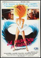 Insignificance - Italian Movie Poster (xs thumbnail)