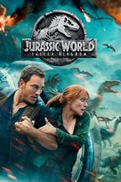 Jurassic World: Fallen Kingdom - Movie Cover (xs thumbnail)