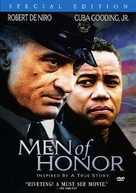 Men Of Honor - DVD cover (xs thumbnail)
