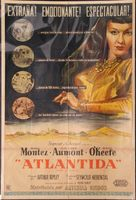 Siren of Atlantis - Argentinian Movie Poster (xs thumbnail)