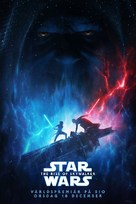 Star Wars: The Rise of Skywalker - Swedish Movie Poster (xs thumbnail)