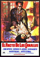 If He Hollers, Let Him Go! - Spanish Movie Poster (xs thumbnail)