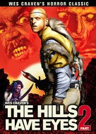 The Hills Have Eyes Part II - DVD cover (xs thumbnail)