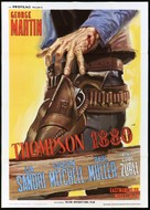 Thompson 1880 - Italian Movie Poster (xs thumbnail)