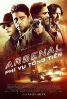 Arsenal - Vietnamese Movie Poster (xs thumbnail)