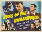 Eyes of the Underworld - Movie Poster (xs thumbnail)
