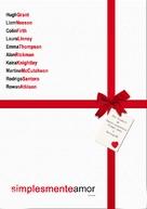 Love Actually - Brazilian Movie Poster (xs thumbnail)