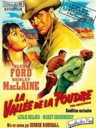 The Sheepman - French Re-release poster (xs thumbnail)
