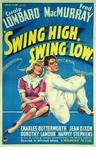 Swing High, Swing Low - Movie Poster (xs thumbnail)