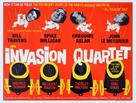 Invasion Quartet - British Movie Poster (xs thumbnail)