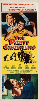 The Party Crashers - Movie Poster (xs thumbnail)