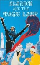 Volshebnaya lampa Aladdina - British Movie Cover (xs thumbnail)