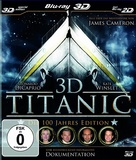 Titanic - German Blu-Ray cover (xs thumbnail)