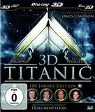 Titanic - German Blu-Ray movie cover (xs thumbnail)
