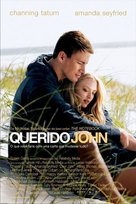 Dear John - Brazilian Movie Poster (xs thumbnail)