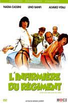 L'infermiera nella corsia dei militari - French DVD cover (xs thumbnail)