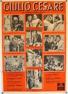 Julius Caesar - Italian Movie Poster (xs thumbnail)