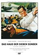 Seven Sinners - German DVD movie cover (xs thumbnail)