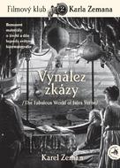 Vynález zkázy - Czech DVD cover (xs thumbnail)