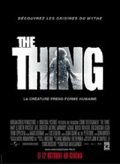 The Thing - French Movie Poster (xs thumbnail)