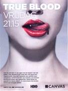 """True Blood"" - Belgian Movie Poster (xs thumbnail)"