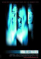 Final Destination - German Movie Poster (xs thumbnail)