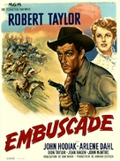 Ambush - French Movie Poster (xs thumbnail)