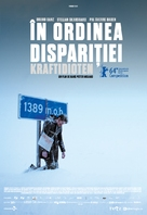 Kraftidioten - Romanian Movie Poster (xs thumbnail)