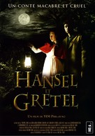 Henjel gwa Geuretel - French DVD cover (xs thumbnail)