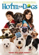 Hotel for Dogs - DVD cover (xs thumbnail)
